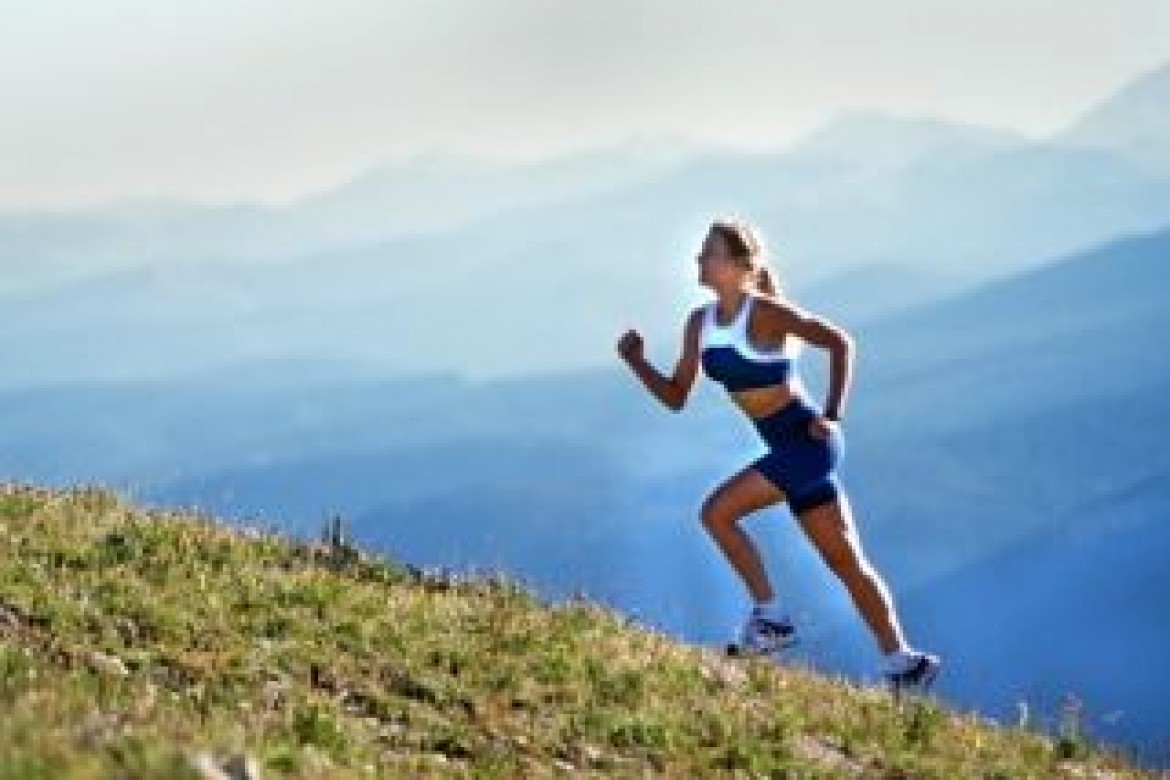 Increase Strength and Power With Uphill Runs