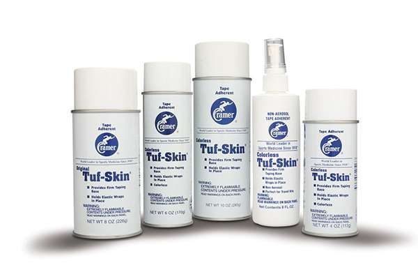 Tuf-Skin Tape Adherent Spray
